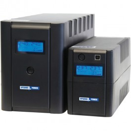 Image 1 of UPSONIC 1000VA LINE INTERACTIVE UPS WITH MODIFIED SINEWAVE OUTPUT DSV1000 DSV1000