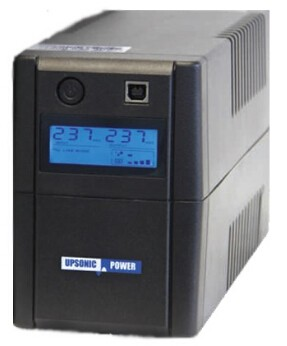 Image 1 of UPSONIC 800VA LINE INTERACTIVE UPS WITH MODIFIED SINEWAVE OUTPUT DSV800 DSV800