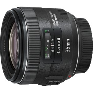 Canon MID EF 35mm f/2 IS USM, Diameter 67mm to suit Lens Hood EW-72