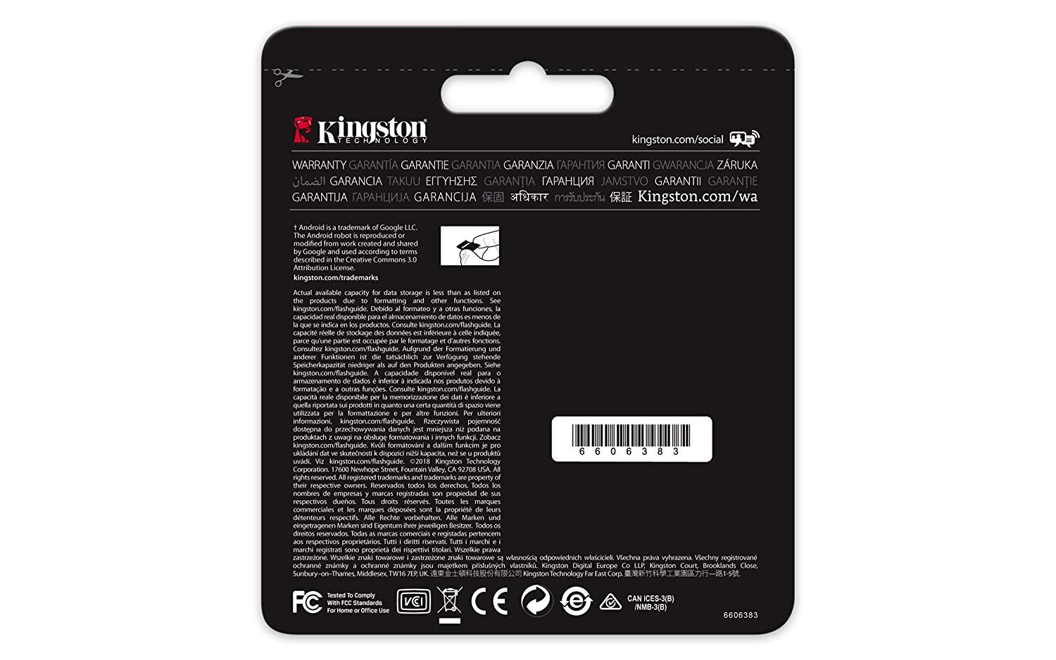 Kingston Canvas React: Microsd 32gb 100mb/s Read And 70mb/s Write With Sd  Adapter Sdcr/32gb Ffckin32gsdcr
