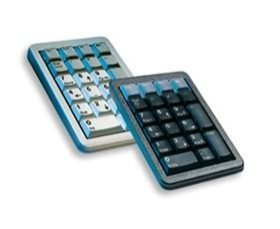 Image 1 of Cherry Notebook Size, 21 Key Num Eric Pad, Lasered4 Programmab Le/ Relegendable Keys G84-4700lucus-2 G84-4700LUCUS-2