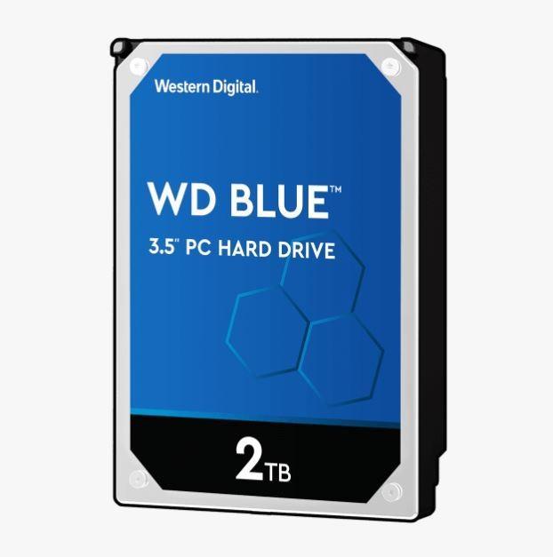 """Image 1 of Western Digital Blue 2Tb 3.5"""" Sata Pc HDD Wd20Ezaz WD20EZAZ"""