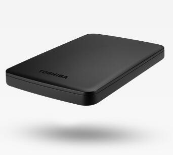 """Image 1 of Toshiba 2tb - 2.5"""" Portable Usb3.0 Hard Drive (black) 3yr Hdtb420ak3aa HDTB420AK3AA"""