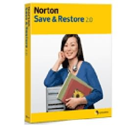 Image 1 of Symantec Norton Save & Restore 2.0 For Winxp/ Vista