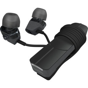 MOPHIE IMPULSE DUO DRIVER WIRELESS EARBUDS - BLACK
