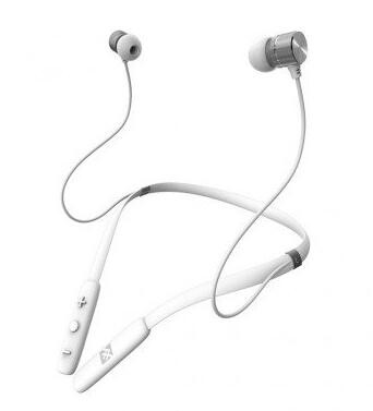MOPHIE IFROGZ AUDIO-FLEX ARC WLESS EARBUDS- WHT