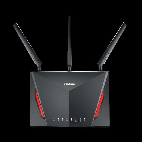 Image 1 of Asus Rt-Ac86U Mu-Mimo Ac2900 Gaming Router Rt-Ac86U RT-AC86U