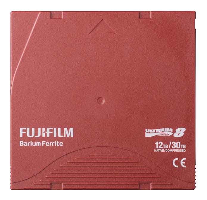 Fujifilm LTO8 - 12.0/30.0TB BAFE DATA CARTRIDGE
