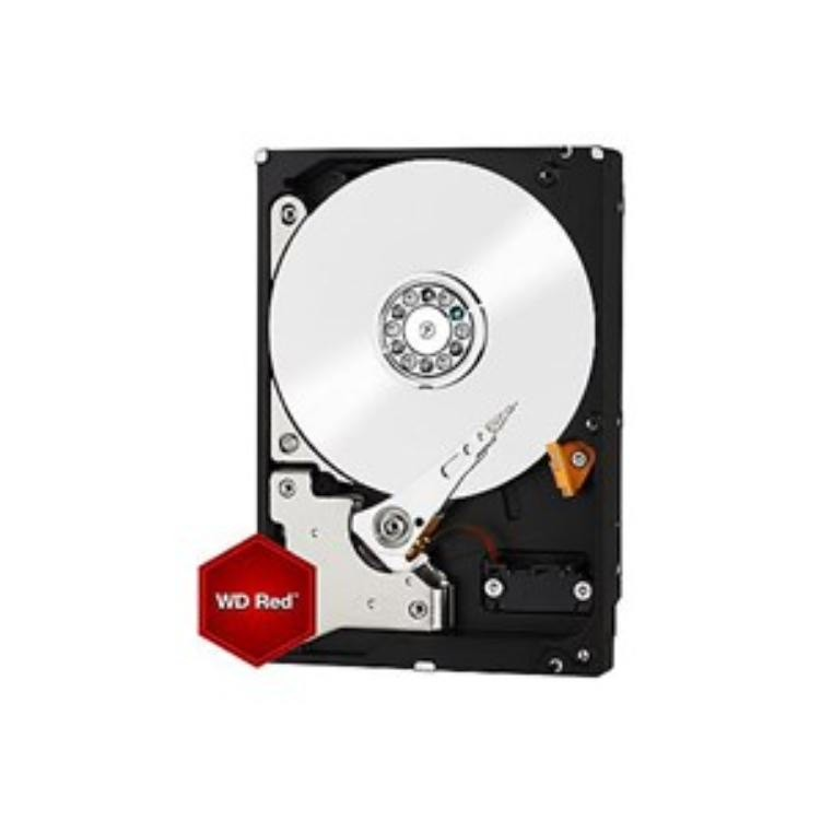 Image 1 of Western Digital Red Nas Hard Drive 10Tb Sata Iii 6 Gb/ S 5400-Rpm 3.5In 128Mb Cache 3 Years Wd100Efax WD100EFAX