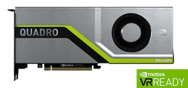 Image 1 of Leadtek Quadro Rtx8000 Work Station Graphic Card (126R4000100) 126R4000100