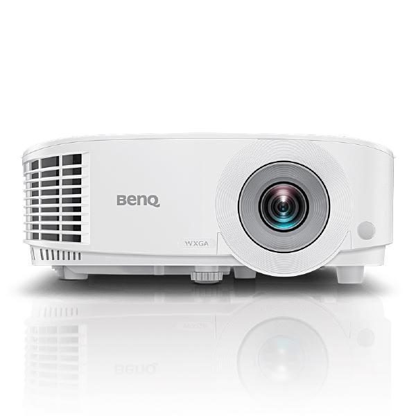 Image 1 of Benq Mw550 Dlp Projector/ Wxga/ 3600ansi/ 20000:1/ Hdmi/ 2w X1/ 3d Ready 9h.jht77.13p 9H.JHT77.13P