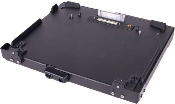 Image 1 of Panasonic Cf-20 Vehicle Docking Cradle With Key Lock Pcpe-Gj20V05 PCPE-GJ20V05