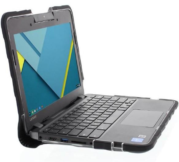 "Gumdrop Cases DropTech notebook case 29.5 cm (11.6"") Cover Black"