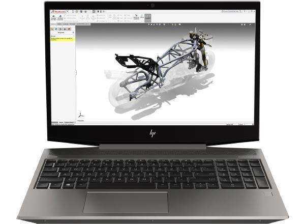 """Image 1 of Hp Zbook 15v G5 Intel I5-8300h/ 8gb/ 256gb Ssd/ 15.6"""" Fhd/ Nvidia Quadro P600 4gb/ W10p/ 3-3-3 4LC16PA"""
