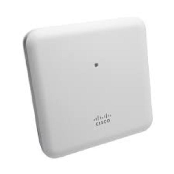 Image 1 of Cisco 802.11ac W2 Ap W/ Ca 4x4:3 Int Ant 2xgbe Z Domain Air-ap2802i-z-k9 AIR-AP2802I-Z-K9