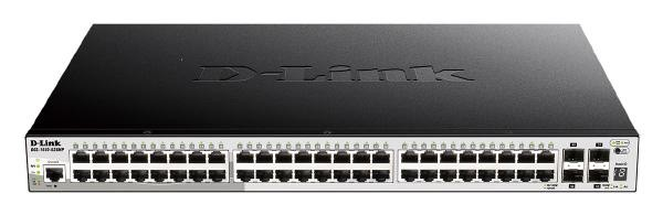 Image 1 of D-Link Dgs-1510-52Xmp Stackable Poe Dgs-1510-52Xmp DGS-1510-52XMP