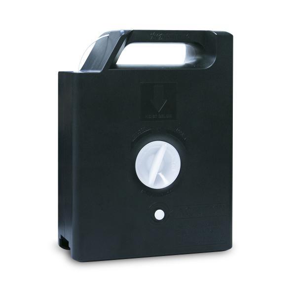 XYZprinting Replacement filament cartridge - BLANK (CARTRIDGE ONLY - NO FILAMENT)