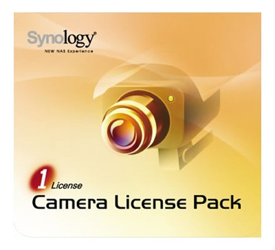 Image 1 of Synology Camera License For Synology License Pk (1) license PK (1)