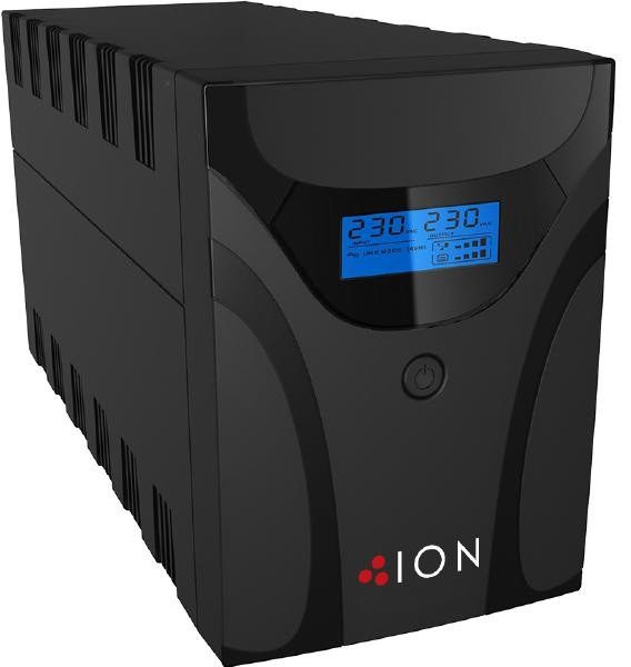 Image 1 of Ion F11 2200Va Line Interactive Tower Ups 4 X Australian 3 Pin Outlets 3Yr Advanced Replacement Warranty. F11-2200 F11-2200