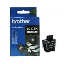 Image 1 of Brother Lc47bk Blk Ink Lc47bk For Dcp-110c/ 115c/ 120c, Mfc-210c/ 3240c/ 410cn