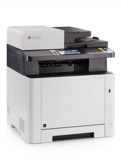 Image 1 of Kyocera Ecosys Mfp M5526cdn A4 Colour Laser. 26ppm Scan Copy Fax Duplex 2yr 1102r83as0 1102R83AS0