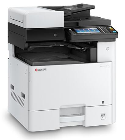 Image 1 of Kyocera Ecosys M8130Cidn A3 Base Unit 30Ppm 1102P33As0 1102P33AS0