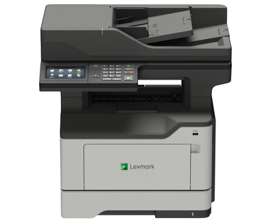 Image 1 of Network Ready; Print Copy Scan Fax; Duplex; 44 Ppm; 1.2 Ghz Quad-Core; 2Gb Ram; 4.3-Inch Colour Lcd Touch Screen & Keypad; 1200X1200Dpi; 1Yr 36S0854 36S0854