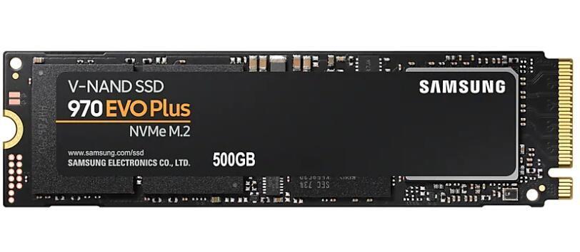Image 1 of Samsung 500Gb Samsung 64L 3-Bit Mlc V-Nand M.2 2280 Nvme R/ Wmax 3 400Mb/ S/ 2 300Mb/ S 370K/ 450K MZ-V7S500BW