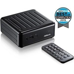 "Image 1 of ASRock BeeBox, Intel N3150 Quad-Core, 2GB DDR3L 1600MHz, 32GB eMMC, 1x2.5"", 4xUSB3.0, 2xHDMI, 1xDP 214724 Beebox N3150-2G32SW10/B/AU"
