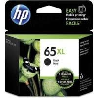 Image 1 of Hp 65Xl High Yield Black Original Ink Cartridge N9K04Aa N9K04AA