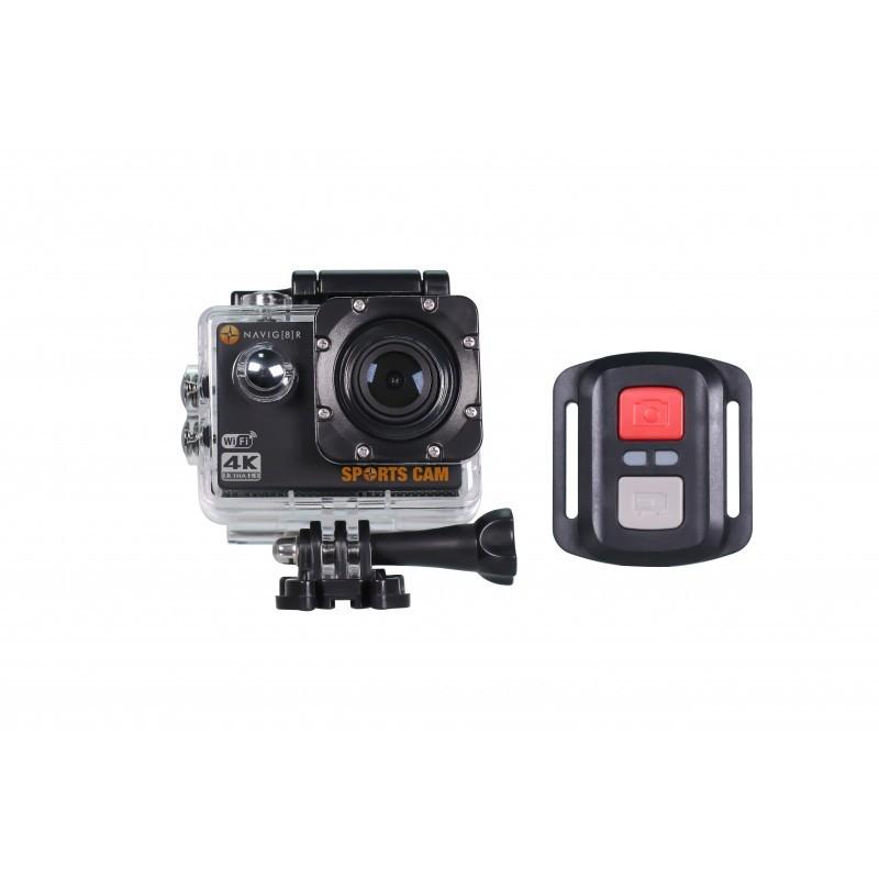 Image 1 of Laser 4k Sport Camera Navsport4kx2
