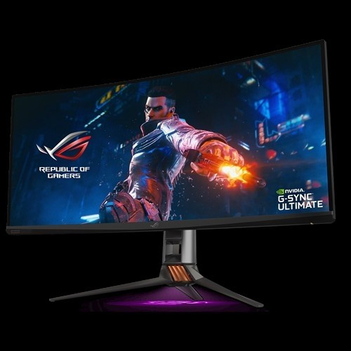 Image 1 of Asus ROG Swift PG35VQ Ultra-Wide HDR Gaming Monitor Pg35Vq PG35VQ
