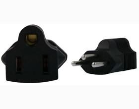Image 1 of Us 3 Pin To Swiss 3 Pin Plug Adapter PA-4615