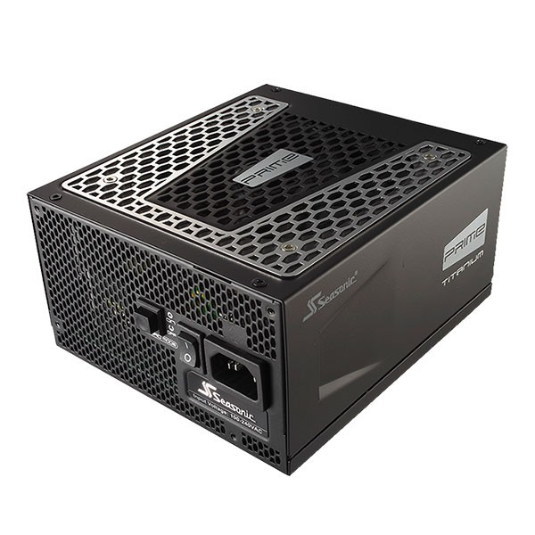 Image 1 of Seasonic 850W Prime Ultra Titanium Psu (Ssr-850Tr) Tx-850 (One Seasonic) Psusea850Tr1 PSUSEA850TR1