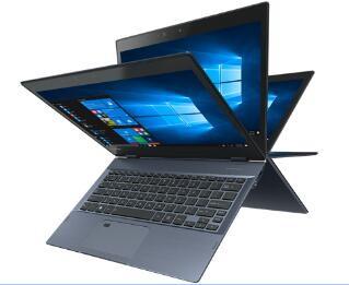 Image 1 of Toshiba Portege X20w-e I5-8250u 8gb Lpddr3 256gb Pcie Ssd 12.5 Fhd Touchscreen 4g/lte Harman Kardon PRT22A-01E003