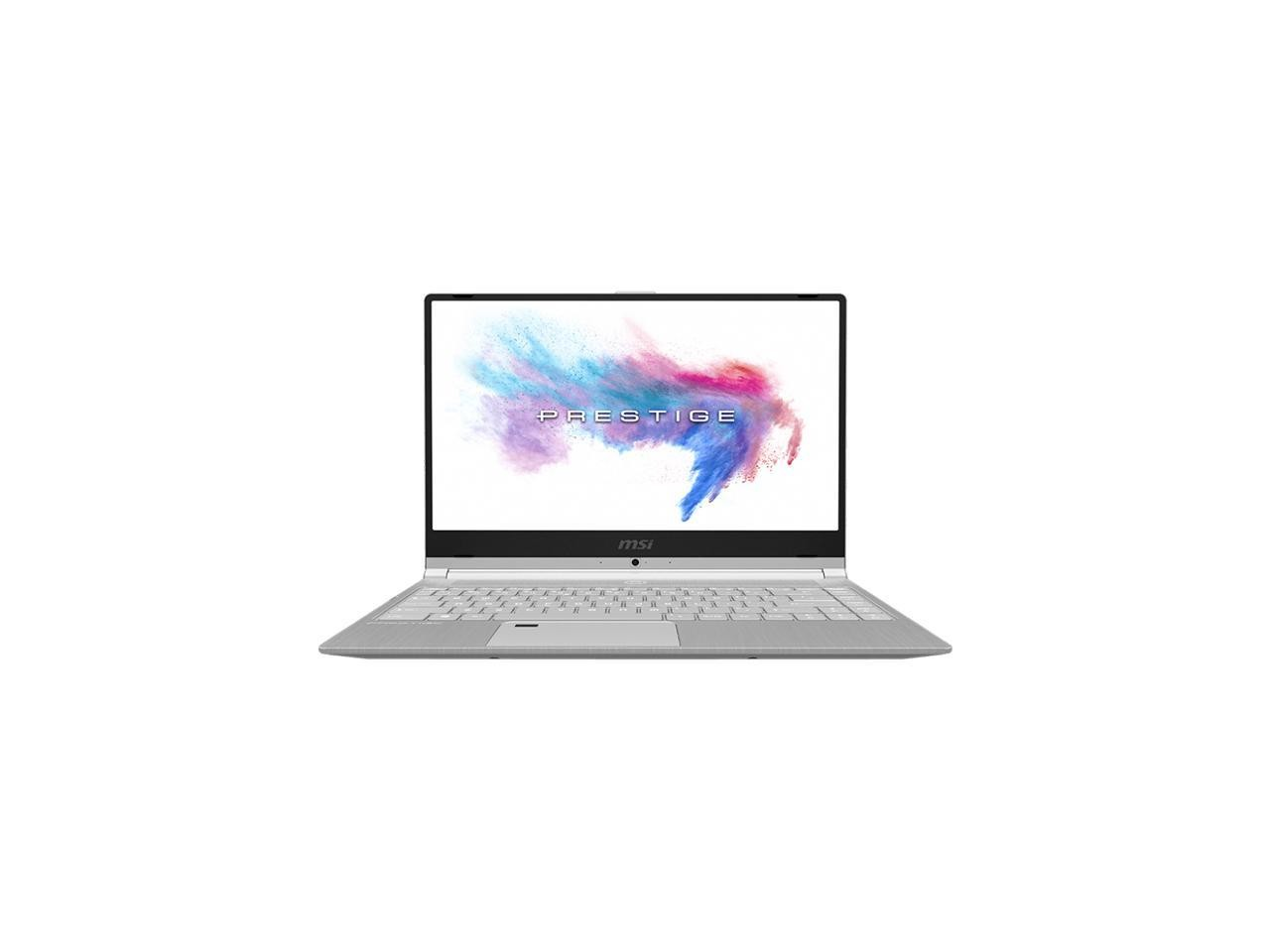 Image 1 of Msi Ps42 Prestige Ultrabook Whiskylake I5-8265U 8Gb 256Gb Ssd 14In Thin Bezel Ips-Level 10 Hours PS42 8MO-065AU