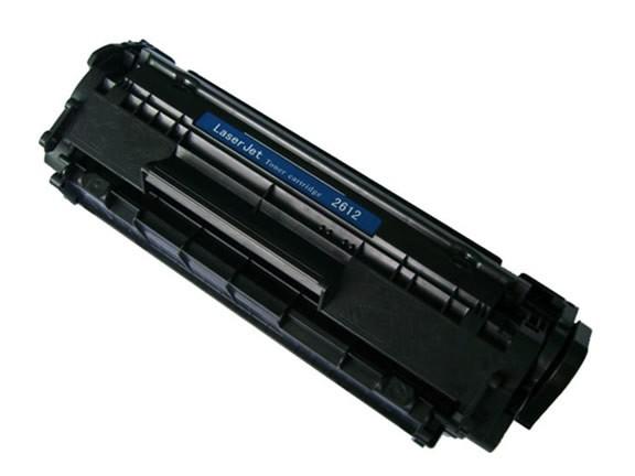 Image 1 of Hp Q2612a Laserjet Print Crtg Lj 1010/ 1015 Series, Lj3030 Q2612A