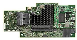 INTEL DEMO INTEL RAID MODULE, 1GB 3108, 4x SAS/SATA 12G VIA 1x HD MINI SAS, RAID 0/1/10/5/50/6/6