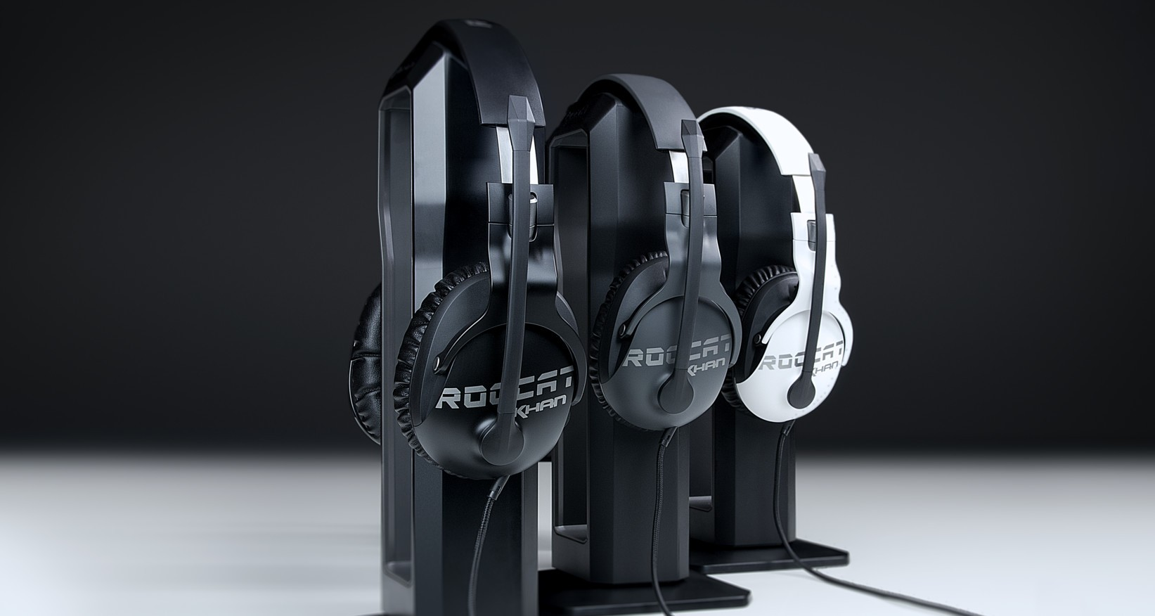 1df0420abb5 Roccat Khan Pro Competitive High Resolution Gaming Headset (white ...