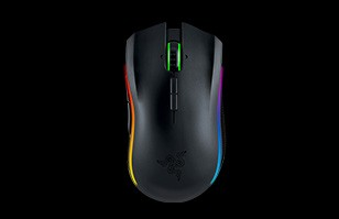 Image 1 of Razer Mamba Wireless - Right-handed Wireless Gaming Mouse - Frml Packaging Rz01-02710100-r3m1 RZ01-02710100-R3M1