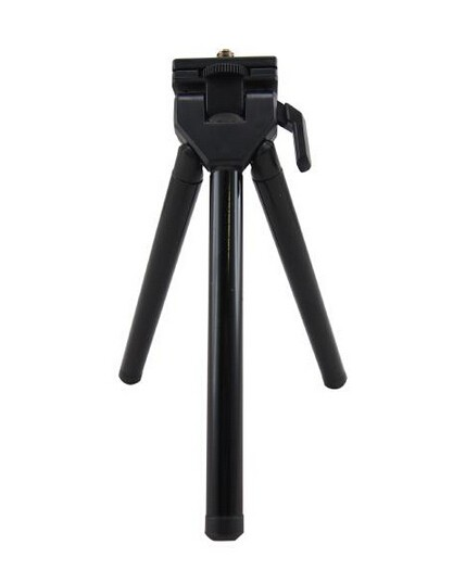 Image 1 of Shintaro Mini Tripod Desktop Camera Black TRIPOD-BK