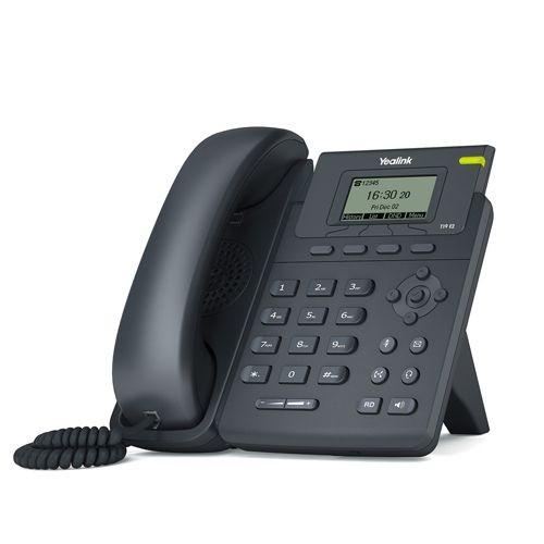 Image 1 of Yealink Sip-T19P E2 - Enterprise Hd Ip Phone Entry-Level Single Line Ip Phone Sip-T19P E2 SIP-T19P E2