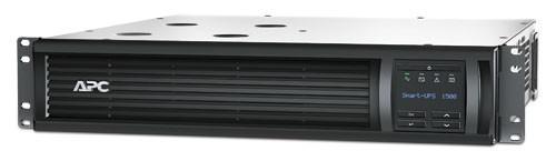 Image 1 of Apc (smt1500rmi2unc) Apc Smart-ups 1500va Lcd Rm 2u 230v With Network Card Smt1500rmi2unc SMT1500RMI2UNC