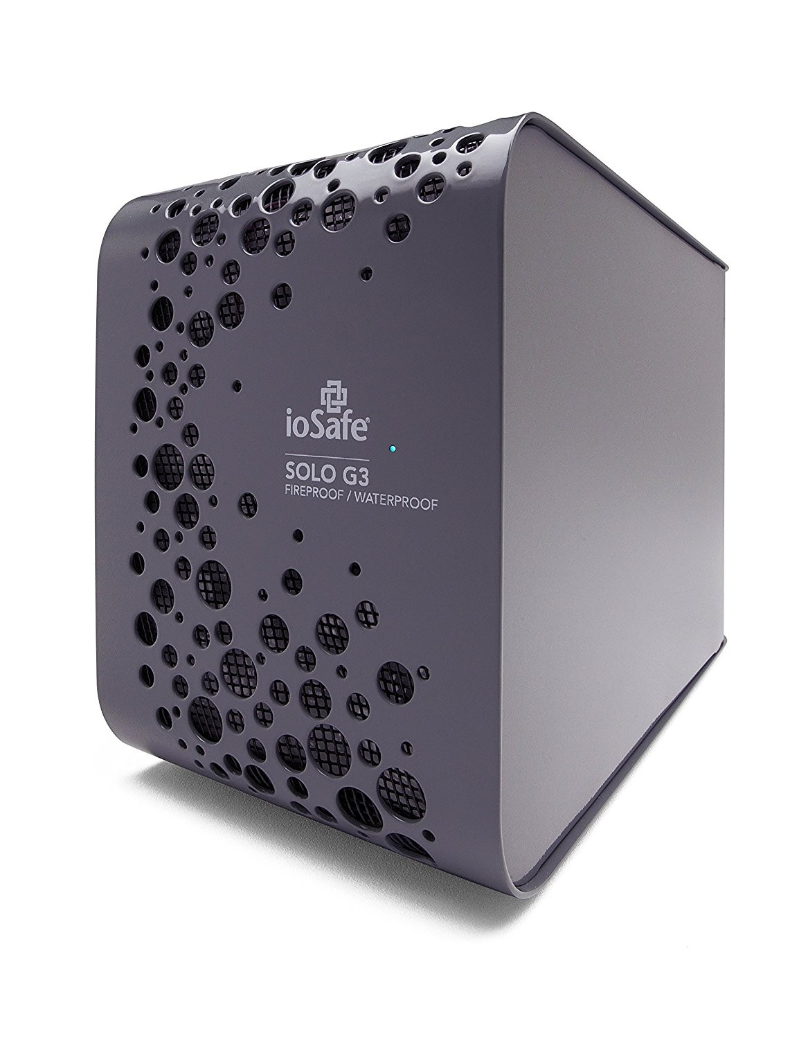Image 1 of ioSafe Solo G3 4Tb Fireproof & Waterproof USB 3.0 HDD -for home/ SOHO, 1 yr hardware wty & 1 yr SK4TB