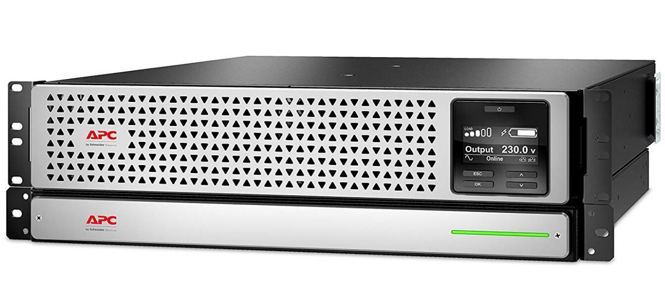 Image 1 of Apc (srtl1000rmxli) Smart-ups Srt Li-ion 1000va Rm 230v Srtl1000rmxli SRTL1000RMXLI