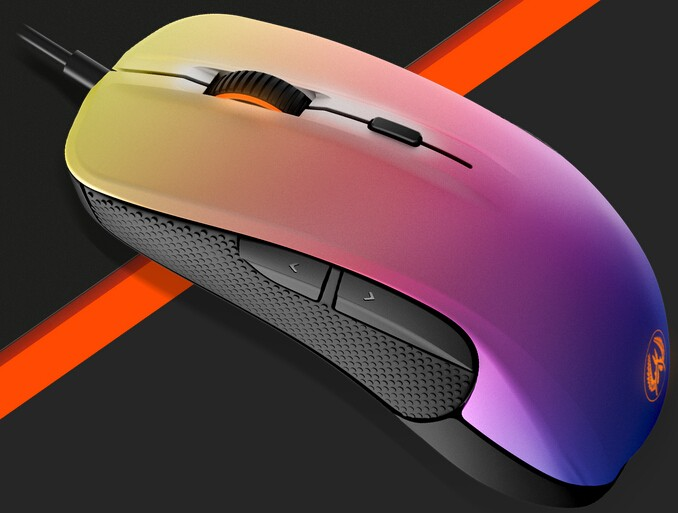 Steelseries Rival 300 Cs:go Fade Edition 6500dpi Rgb Gaming Mouse Ss-62279
