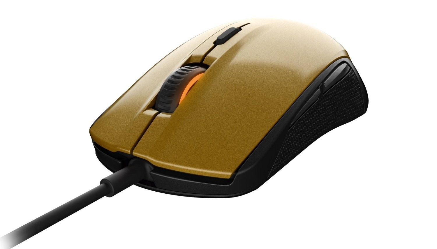 6e91d3e557b ... Image 4 of Steelseries Alchemy Gold Rival 100 Rgb 4000dpi Gaming Mouse  Ss-62336 SS ...