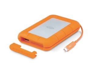 Image 1 of LaCie 2TB Rugged Thunderbolt & USB3 1Y5AP2-570 1Y5AP2-570