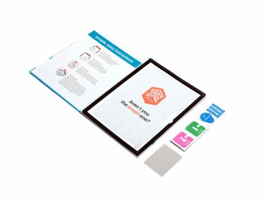 Stm Glass Screen Protector (Ms Surface Go) - Clear Stm-333-219J-01