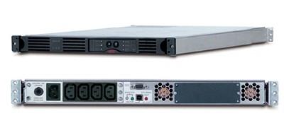 Image 1 of Apc Smart-ups 750va Rm (1u) Usb, Black 1u Rack Height, 750va/ 450 Watts Capacity, Lead SUA750RMI1U